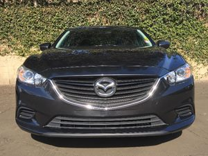 2015 Mazda Mazda6 i Touring Carfax 1-Owner  Meteor Gray Mica  We are not responsible for typog