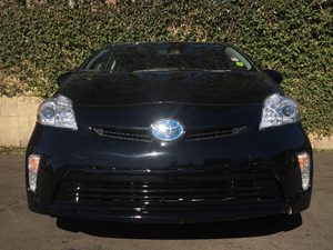 2015 Toyota Prius Two Carfax 1-Owner - No AccidentsDamage Reported  Black  We are not respons