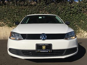 2014 Volkswagen Jetta Sedan S Carfax Report  White  We are not responsible for typographical e