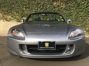 2007 Honda S2000 Base Carfax Report  Silverstone Metallic  We are not responsible for typograp
