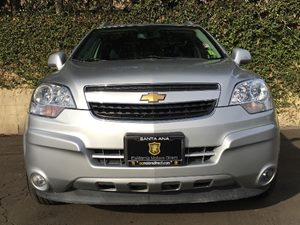 2014 Chevrolet Captiva Sport Fleet LT Carfax Report - No AccidentsDamage Reported  Silver  We
