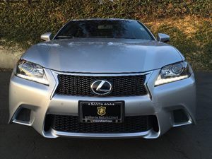 2014 Lexus F-Sport Base Carfax 1-Owner - No AccidentsDamage Reported  Silver  We are not resp