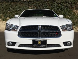 2014 Dodge Charger SE Carfax Report - No AccidentsDamage Reported  Bright White Clearcoat  We