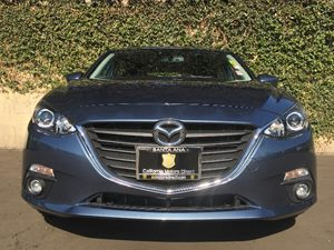 2016 Mazda Mazda3 i Touring Carfax 1-Owner - No AccidentsDamage Reported  Blue  We are not re