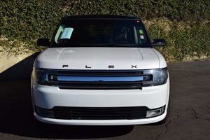 2014 Ford Flex SEL Carfax 1-Owner  White  We are not responsible for typographical errors All