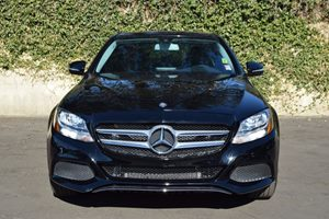 2015 MERCEDES C 300 C 300 4MATIC Carfax 1-Owner - No AccidentsDamage Reported  Silver  We are