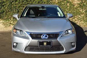 2015 Lexus CT 200h Base Carfax 1-Owner  Silver  We are not responsible for typographical error