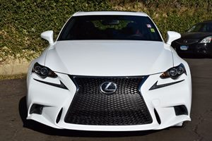 2015 Lexus IS 350 Base Carfax 1-Owner - No AccidentsDamage Reported  Ultra White  We are not