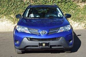 2014 Toyota RAV4 LE Carfax 1-Owner - No AccidentsDamage Reported  Blue  We are not responsibl