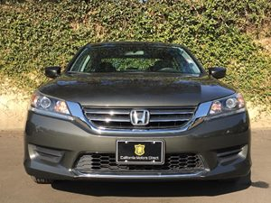 2015 Honda Accord Sedan LX Carfax 1-Owner  Crystal Black Pearl  We are not responsible for typ