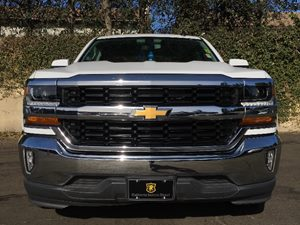 2016 Chevrolet Silverado 1500 LT Carfax 1-Owner Led Lighting Cargo Box Lpo Tri-Fold Soft Tonne