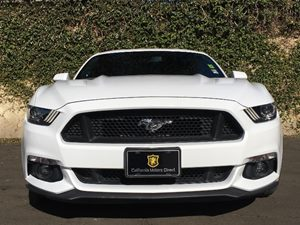 2016 Ford Mustang GT Carfax Report - No AccidentsDamage Reported  Oxford White  We are not re