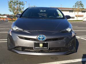 2016 Toyota Prius Two Carfax Report - No AccidentsDamage Reported  Magnetic Gray Metallic  We