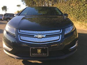 2015 Chevrolet Volt Base Carfax 1-Owner  Black  We are not responsible for typographical error