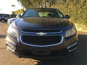 2016 Chevrolet Cruze Limited 1LT Auto Carfax 1-Owner - No AccidentsDamage Reported  Gray  We