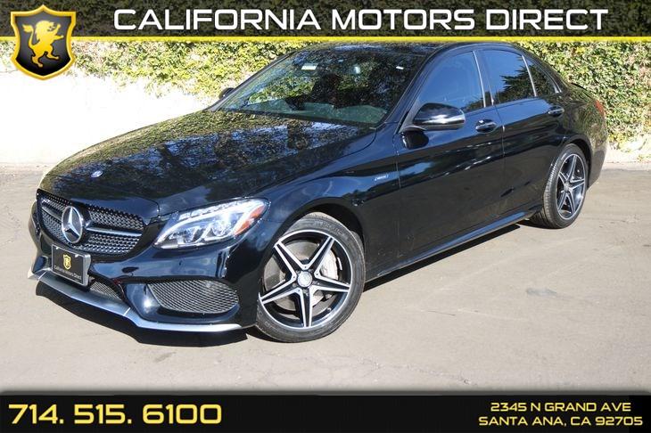 Used MercedesBenz C AMG C AMG In Santa Ana - California mercedes benz dealers