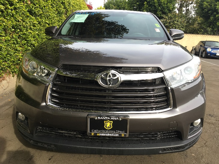 2015 Toyota Highlander LE Plus Air Conditioning AC Air Conditioning Climate Control Air Condi