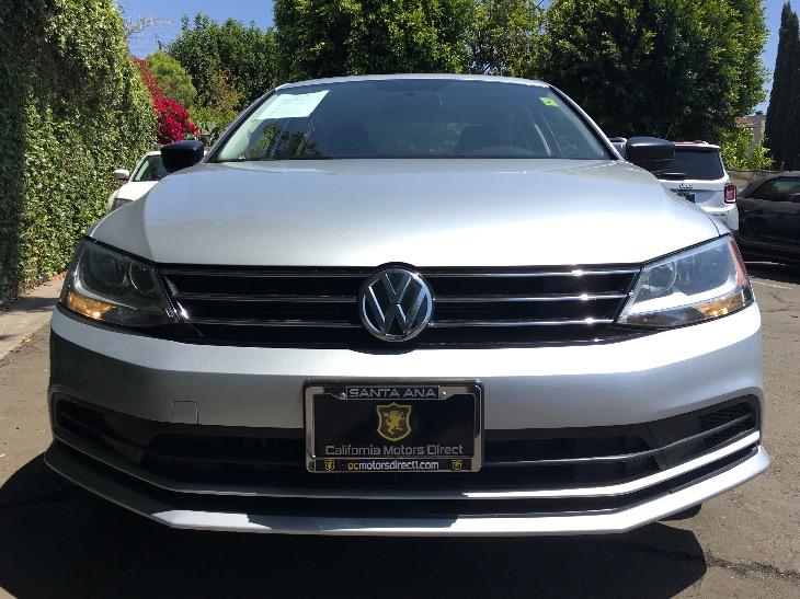 2015 Volkswagen Jetta Sedan S Analog Display Audio Theft Deterrent Audio AmFm Stereo Audio A