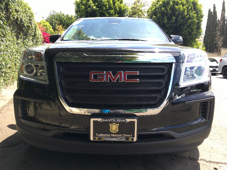 2016 GMC Terrain SLE-1  Onyx Black All advertised prices exclude government fees and taxes any