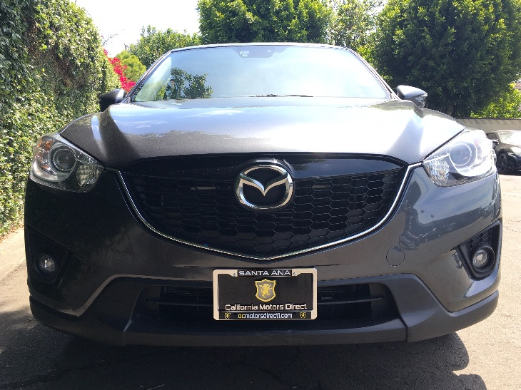 2015 Mazda CX-5 Grand Touring Air Conditioning AC Air Conditioning Climate Control Air Condit