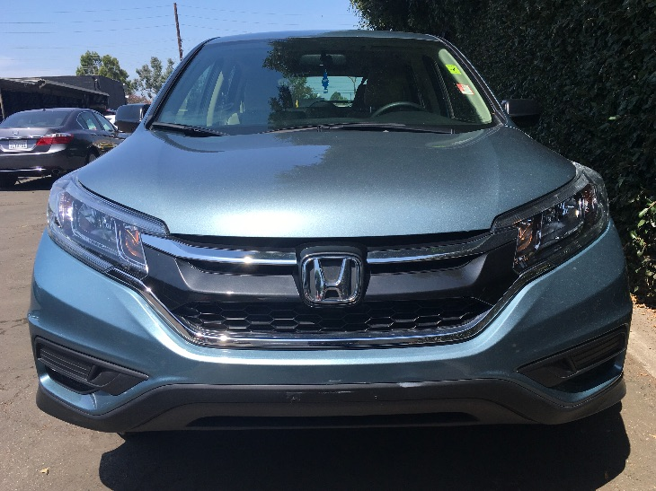 2015 Honda CR-V LX  Obsidian Blue Pearl All advertised prices exclude government fees and taxes