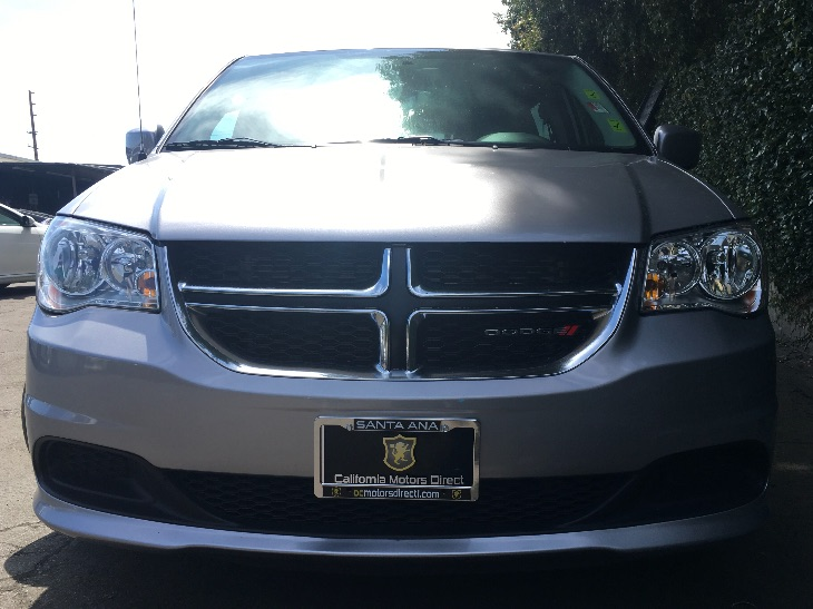 2016 Dodge Grand Caravan SXT  Gray All advertised prices exclude government fees and taxes any