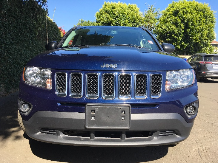 2016 Jeep Compass Sport SE  Black Clearcoat All advertised prices exclude government fees and t