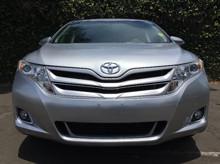 2015 Toyota Venza Base  Celestial Silver Metallic All advertised prices exclude government fees