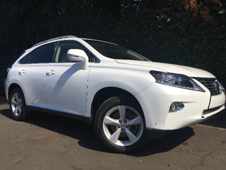 2014 Lexus RX 350 Base  Pearl All advertised prices exclude government fees and taxes any fina