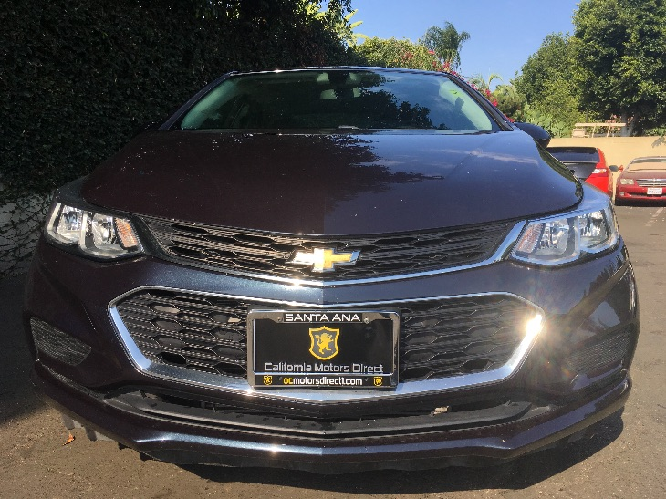 2016 Chevrolet Cruze LS Auto  Mosaic Black Metallic All advertised prices exclude government fe