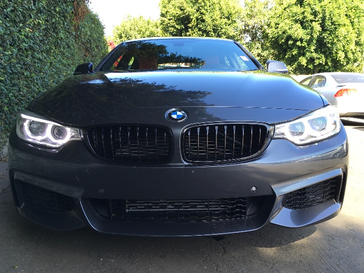 2015 BMW 4 Series 428i Gran Coupe M-Sport  Mineral Gray Metallic All advertised prices exclude