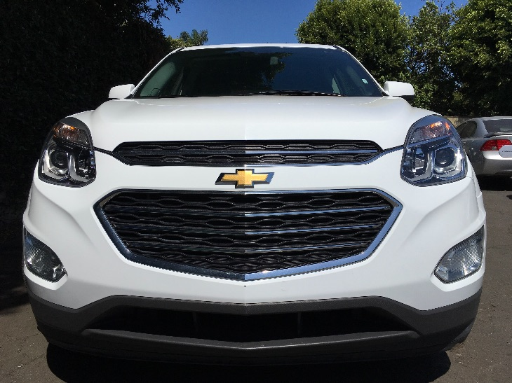 2017 Chevrolet Equinox LT  Summit White All advertised prices exclude government fees and taxes