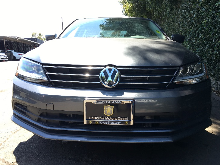 2017 Volkswagen Jetta 14T S  Platinum Gray Metallic All advertised prices exclude government f