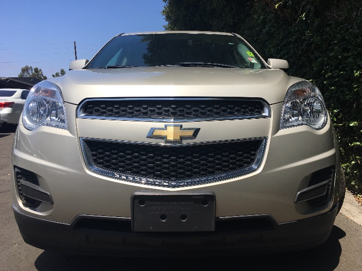 2015 Chevrolet Equinox LT  Gold All advertised prices exclude government fees and taxes any fi