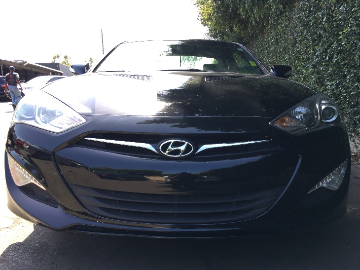 2013 Hyundai Genesis Coupe 38 Track  Black All advertised prices exclude government fees and t