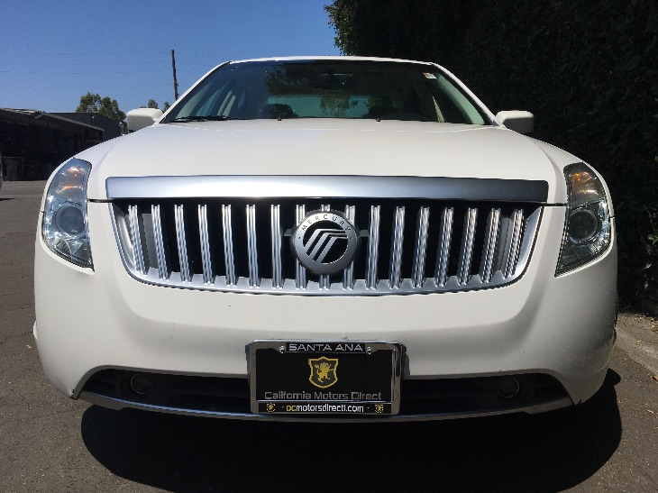 2010 Mercury Milan V6 Premier  White All advertised prices exclude government fees and taxes a