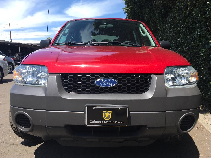 2007 Ford Escape XLS  Redfire All advertised prices exclude government fees and taxes any fina