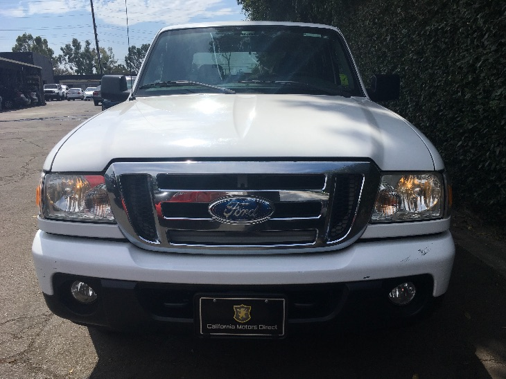 2008 Ford Ranger XLT 4x4  Oxford White All advertised prices exclude government fees and taxes