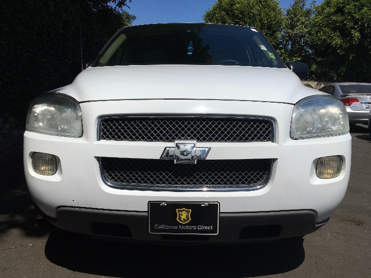 2008 Chevrolet Uplander LS Engine 39L V6 Sfi Flexfuel Summit White All advertised prices excl