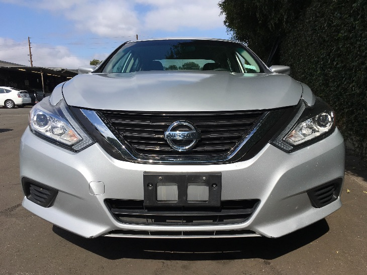 2016 Nissan Altima 25 S  Super Black All advertised prices exclude government fees and taxes