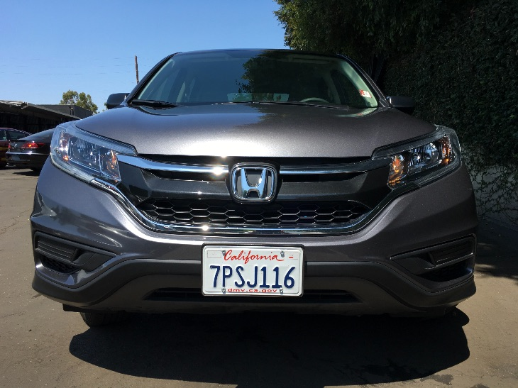 2015 Honda CR-V LX  Gray All advertised prices exclude government fees and taxes any finance c