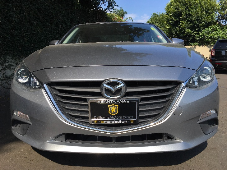 2016 Mazda Mazda3 i Sport  Liquid Silver Metallic All advertised prices exclude government fees