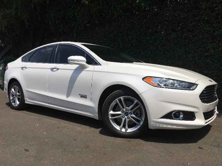 2015 Ford Fusion Energi Titanium Engine 20L Ivct Atkinson Cycle I-4 Hybrid White All advertis