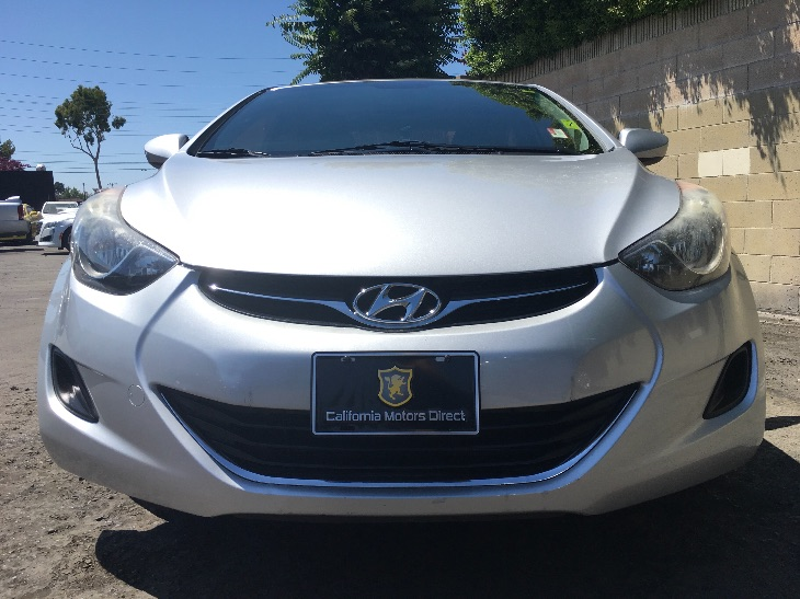 2013 Hyundai Elantra GLS  Shimmering Air Silver All advertised prices exclude government fees a