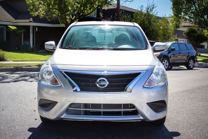 2016 Nissan Versa 16 S  Brilliant Silver All advertised prices exclude government fees and tax