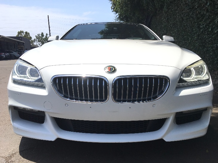 2013 BMW 6 Series 650i  White TAKE ADVANTAGE OF OUR PUBLIC WHOLESALE PRICING GOING ON RIGHT N