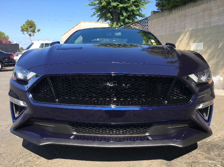 2018 Ford Mustang GT Engine 50L Ti-Vct V8 Blue All advertised prices exclude government fees