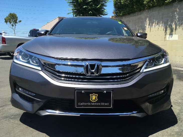 2017 Honda Accord Sedan Sport  Gray All advertised prices exclude government fees and taxes an