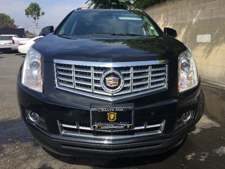 2015 Cadillac SRX Performance Collecti Engine 36L Sidi Dohc V6 Vvt Black Raven All advertised