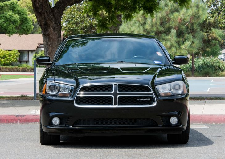 2012 DODGE CHARGER R/T PLUS